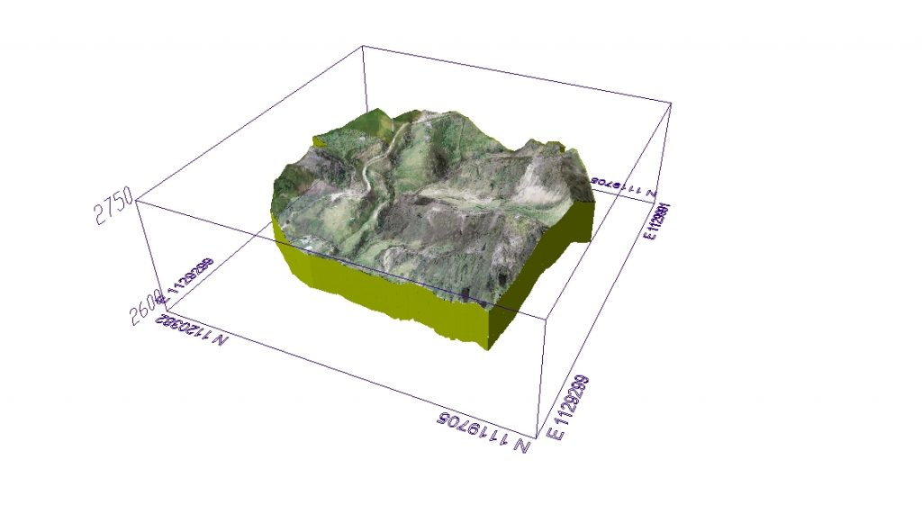 Cubo de visualización 3D con Arcgis y Autocad