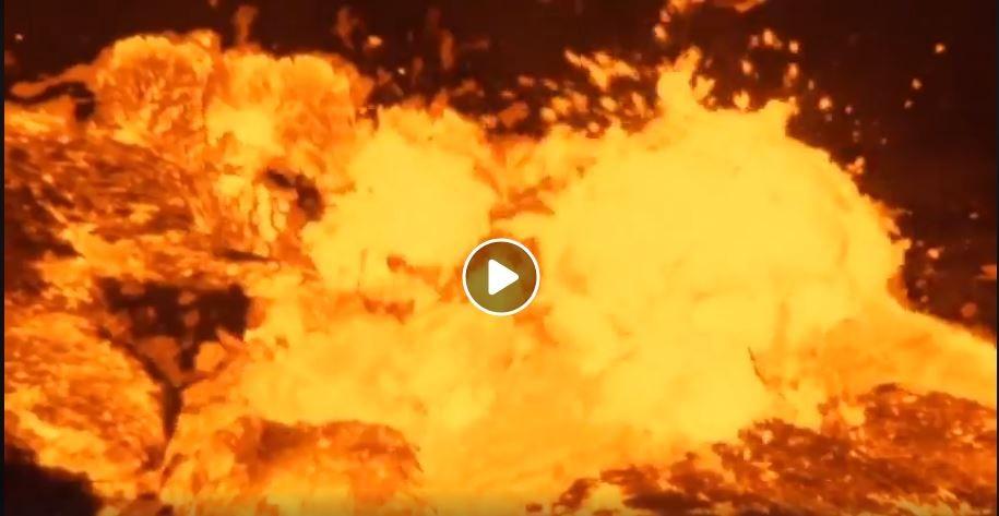 1- Los volcanes 🌋 | Tierra. El poder del planeta 🌎