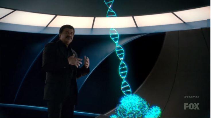 Una Odisea en el Espacio -Tiempo Cap 2. Evolución Molécula a Molécula La vida es transformación.