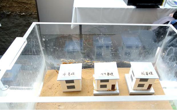 Los efectos de la licuefacción del suelo durante un terremoto sobre diferentes tipos de cimientos