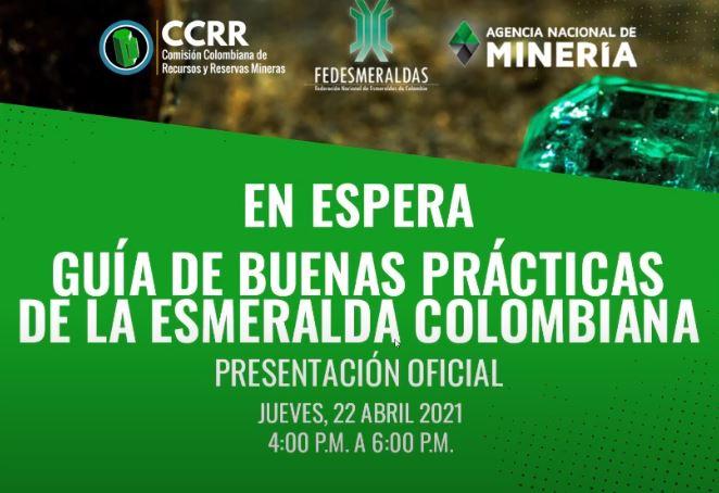 Presentación de la Guía de Buenas Prácticas de la Esmeralda Colombiana