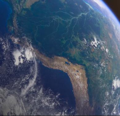 Siete mundos, un planeta 3/7: Sudamérica